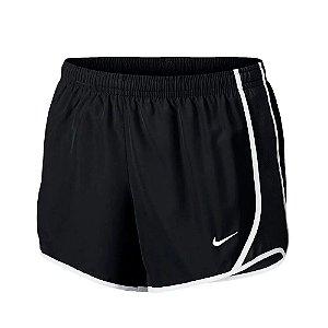 Short Nike Infantil Dry Tempo Running - Preto