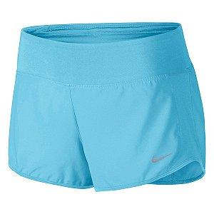 Short Nike Crew Dri-Fit Feminino - Azul