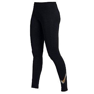 Calça Legging Nike Flash Essential Feminina - Preta
