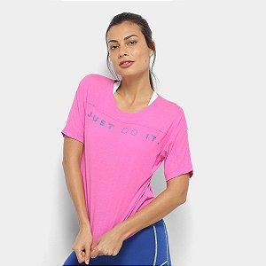 Camiseta Nike Just Do It Feminina