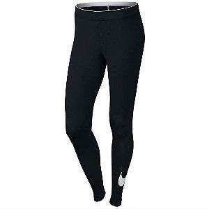 Calça Nike Club Legging  Feminina - Preta