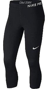 Calça Legging Nike Wear Feminina - Preta