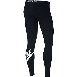 Calça Legging Nike Legasee Feminina - Preta