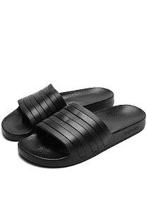 Chinelo Adidas Adilette Aqua - Unissex - Preto