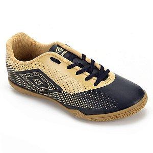 Chuteira de Futsal Icon Dourado  Umbro - Masculino