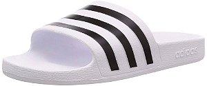 Chinelo Adidas Adilette Aqua Branca - Masculino Natação