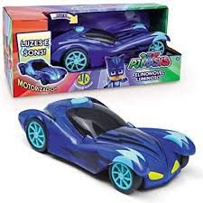Carro Luminoso Pj Masks Dtc