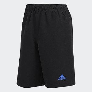 Short Adidas Infantil Masculino - Preto