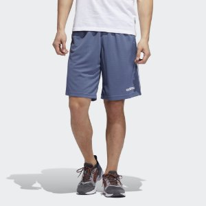 Short Adidas Knit 3S Essentials 2 Masculino