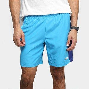 Bermuda Adidas SP3 Listra Masculina - Azul