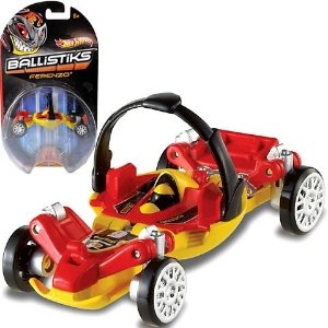 Hot Wheels Ballistiks Veículos Mattel