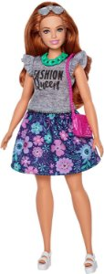 Barbie Fashionistas Happy Hipster Doll & Fashions Mattel