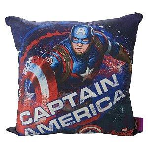 Almofada Zona Criativa - Capitão América