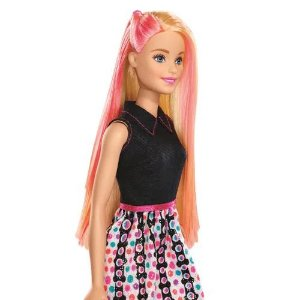 Barbie Conjunto Salão De Cores Mattel