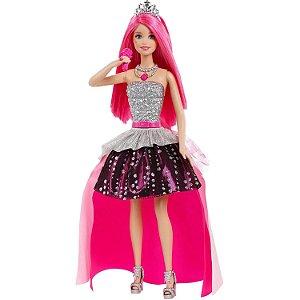 Boneca Barbie Rock And Royals Mattel