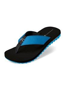 Sandália Kivah Azul Kenner - Masculina