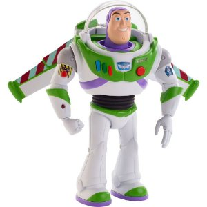 Toy Story 4 - Buzz Movimentos Reais - Mattel