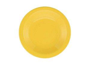 Prato Oxford Fundo 23cm Yellow J0676025