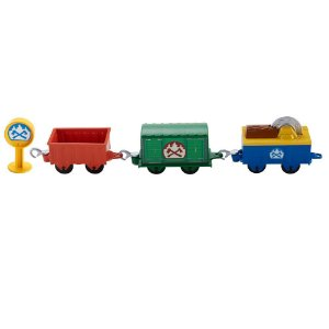 Thomas E Seus Amigos Motorizado Vagões Mattel