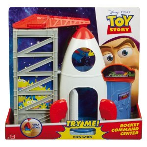 Playset Toy Story 3 - Conjunto Pizza Planet - Mattel