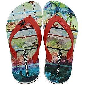 Sandália Summer Praia Joy Kenner - Infantil