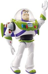 Toy Story 3 - Nova Figura Buzz Lightyear - Mattel