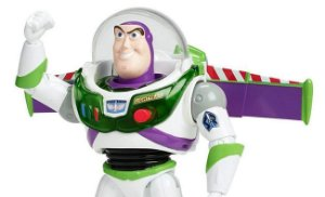Toy Story 4 - Buzz Lightyear Voo Espacial - Mattel