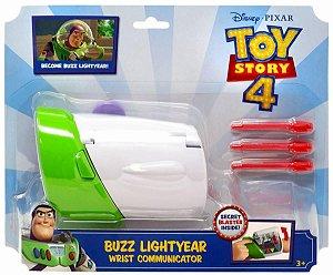 Toy Story 4 - Comunicador Espacial Buzz Lightyear - Mattel