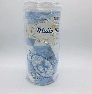 Cobertor Rolo Bordado Muito Mimo Minasrey - Infantil