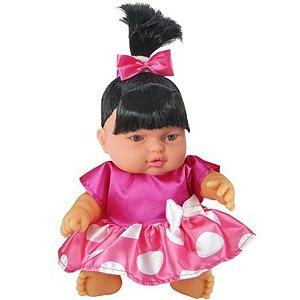 Boneca Fantasia Baby Gatinha 967 - Anjo