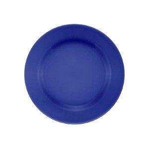 Prato Oxford Sobremesa 19cm Azul Ae035012
