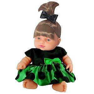 Boneca Fantasia Baby Sapinha 970 - Anjo