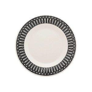 Prato Oxford Sobremesa 19cm Nativa M0691877