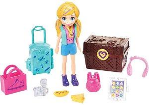 Polly Pocket Kit De Viagem Mattel