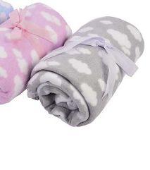 Cobertor Cinza Estampado Alvinha Minasrey- Infantil