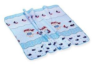 Cobertor Filhotes Azul - Minasrey