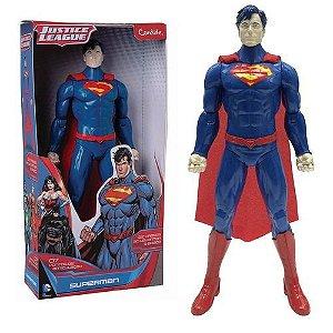 Boneco Justice League Superman - Candide