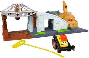 Planes Riplash Cenários Mattel