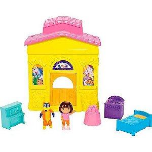 Casa de Aventuras Dora Fisher-Price Mattel