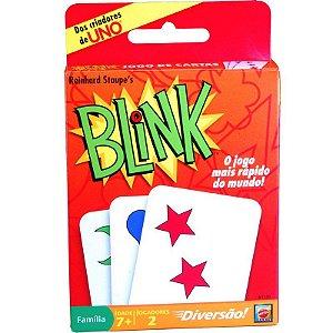 Jogo de Cartas Blink - Mattel