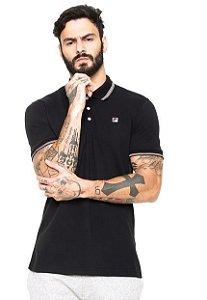 Camisa Polo Fila Premium II Masculina