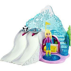 Polly Pocket Conjunto Férias na Montanha Mattel