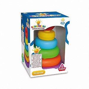 Pirâmide Anjo 1070 - Brinquedos Anjo