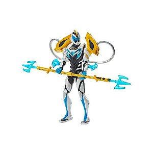 Max Steel Turbo Scuba Equipamento Mattel