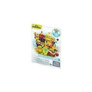 Mega Bloks Minions Figura Surpresa Mattel