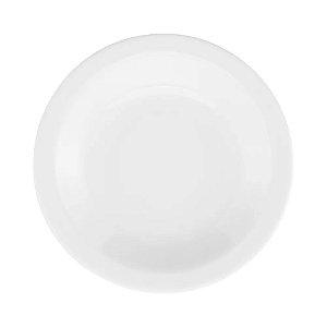 Prato Oxford Fundo 23cm Pro Branco I3619001