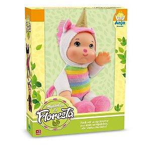 Fluffy Unicórnio 2132 - Brinquedos Anjo