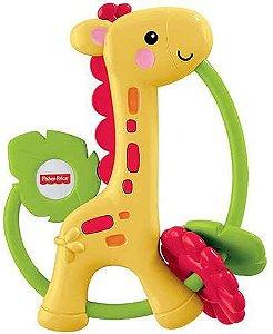 Mordedor Girafinha Fisher-Price Mattel