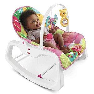 Cadeira de Balanço Minha Infância Fisher Price - Mattel