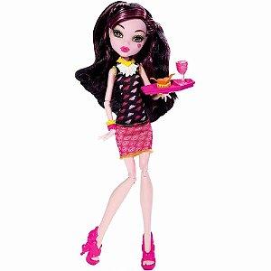 Boneca Monster High Sangueteria Draculaura Mattel